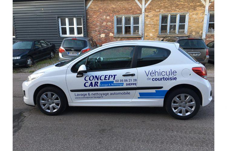 vehicule-lettrages-adhesifs-concept-car